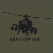 ROFLCOPTER - funny internet gaming world of warcraft halo T-Shirt
