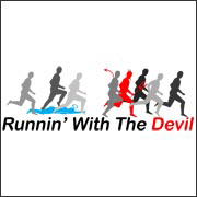 Runnin With the Devil Funny T-Shirt