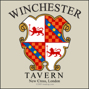 Winchester Tavern T-Shirt Shaun of the Dead